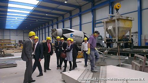 Bezoek EU-delegatie
