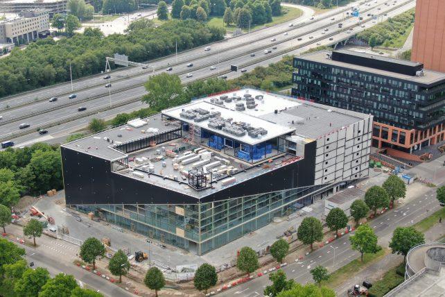 Holland Casino Utrecht MBS Groep
