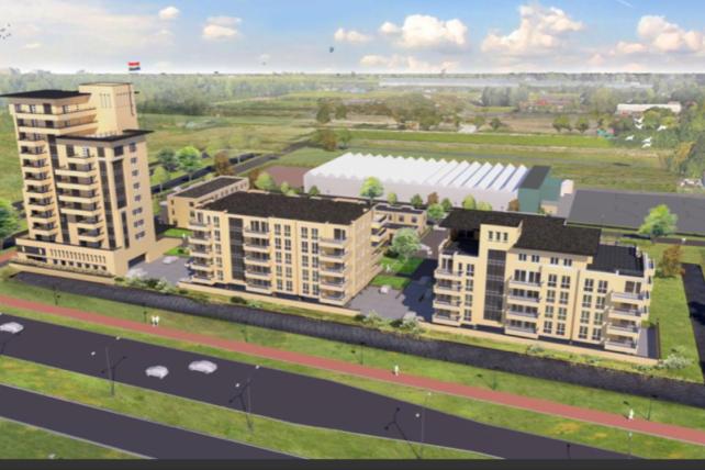 cascobouw appartementen complex MBS